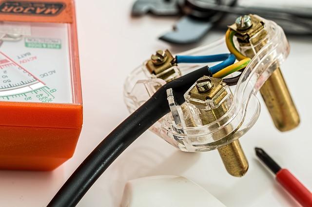 kontrola elektroinstalace